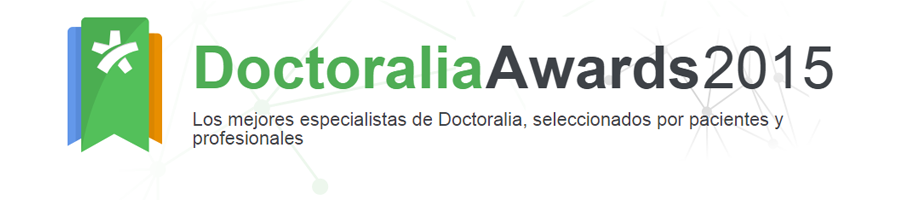 Nominado por de Doctoralia Awards.